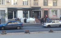В результате ДТП в Харькове пострадали пять человек
