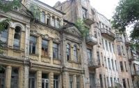 В Киеве 14 месяцев не могут спасти усадьбу Мурашко
