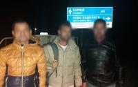 В Харькове задержали иностранцев, которые ехали из РФ в страны ЕС через Украину