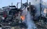 В Харькове взорвались