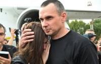 Сенцов посетил в больнице других бывших политзаключенных
