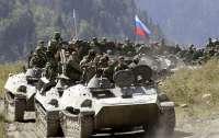 Россия не все войска отвела от украинских границ