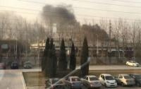 На заводе Samsung в Китае вспыхнул пожар