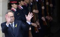 Испания не утвердила новое правительство Каталонии