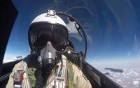 Сверхзвуковой истребитель ВВС США потерпел крушение в Техасе