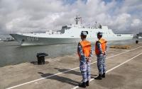 Первая зарубежная китайская военная база официально начала работу