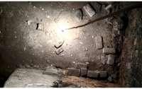 В Луцке под замком XIV-XV века нашли подземные комнаты