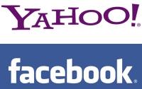 Yahoo! решила разжиться деньгами с помощью Facebook