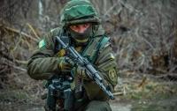 Нацгвардейцы на Донбассе задержали наемника РФ, - МВД