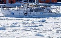 Керченский пролив закрыт для судов
