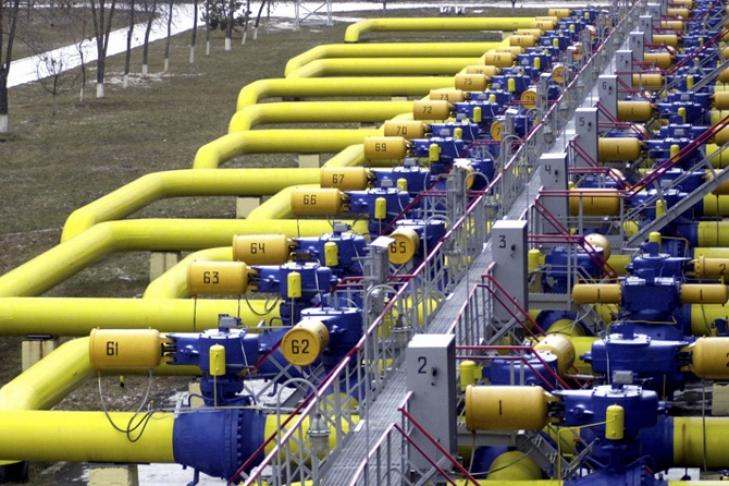 «Укртрансгаз»: «Газпром» резко снизил давление газа навходе вГТС Украины