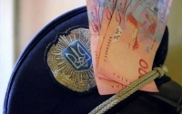 Начальника отделения полиции Николаевщины задержали на крупной взятке