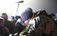 Сегодня украинские военнопленные вернутся домой