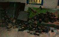 Скандальный поезд «Хюндай» сжег целую станцию и имущества на миллион (ФОТО)