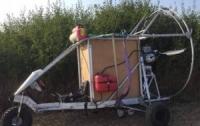 Мужчина соорудил летательный аппарат ради контрабанды