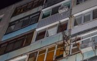 Житель Днепра выбросился с седьмого этажа