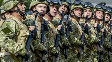 В Киеве в День Независимости Украины пройдет военный парад