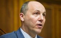 Рада должна признать катастрофу в Крыму химической атакой России, - Парубий