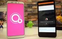 Google тестирует смартфон на Fuchsia OS