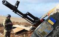 На Донбассе ранили трех украинских военнослужащих
