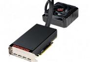 AMD показала видеокарты нового поколения Radeon R9 Fury X