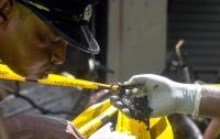 Полиция Шри-Ланки обезвредила бомбу в ресторане города Катана