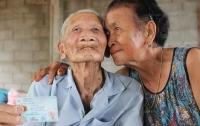 В Таиланде нашли 128-летнего долгожителя
