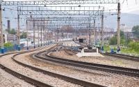 В Киеве игры детей на железной дороге закончились трагедией