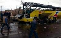 В Египте расстреляли автобус христиан, 23 человека погибли