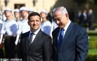 Зеленский сказал, что он с Нетаньяху решит проблему украинцев на израильской границе