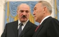 Лукашенко и Назарбаев обсудили подготовку минской встречи в формате Украина-ТС-ЕС