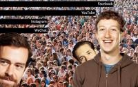 Как изменялись соцсети показали в коротком видео