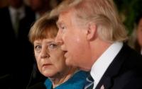 Трамп уговаривал Меркель отказаться от газопровода в обход Украины