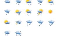 2012 год - один из самых теплых в истории Украины