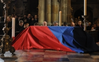 В Праге Вацлава Гавела в последний путь провели сотни тысяч чехов