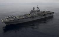 США хотят перебросить в Японию новейший десантный корабль