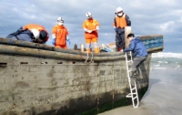 У берегов Японии обнаружена лодка с телами граждан КНДР