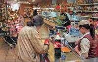 Кассир столичного супермаркета с подельником занималась хищениями