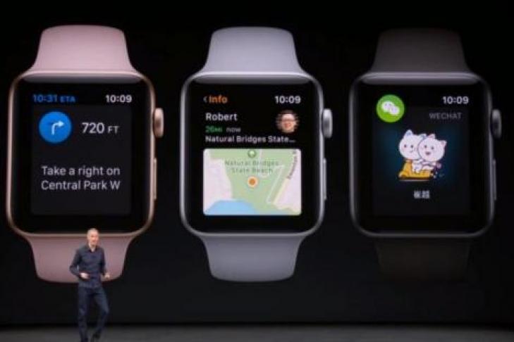 Для русской Фемиды Apple Watch— это нечасы