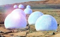 Для первых поселенцев на Марсе постоят город-лес