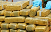 Рекордная партия наркотиков перехвачена на Тайване