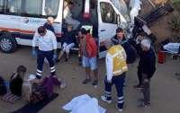 Украинские туристы попали в ДТП на шоссе Денизли-Анталия, есть пострадавшие