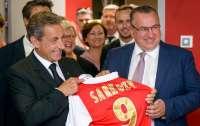 Николя Саркози обвинили в создании преступной группировки