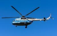 В России разбился вертолет Ми-8, погибли люди