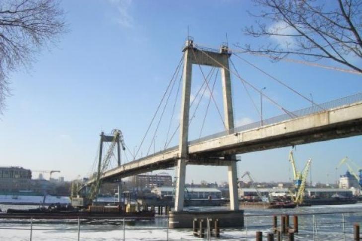 рыбацкий мост киев адрес