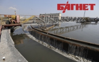 Поля под Киевом залили не фекалии, а талая вода
