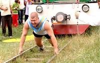 После 8 марта во Львове пройдет чемпионат для самых сильных мужчин