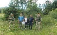 На границе с Польшей задержали группу нелегалов из Ирана