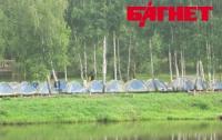Посмотреть матчи ЕВРО-2012 и хорошо отдохнуть можно в кемпинге в Литвиновке (ФОТО)