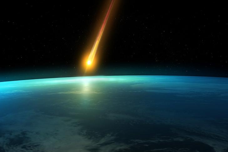 В 2022г. сЗемлей столкнется внушительная комета— Ученые